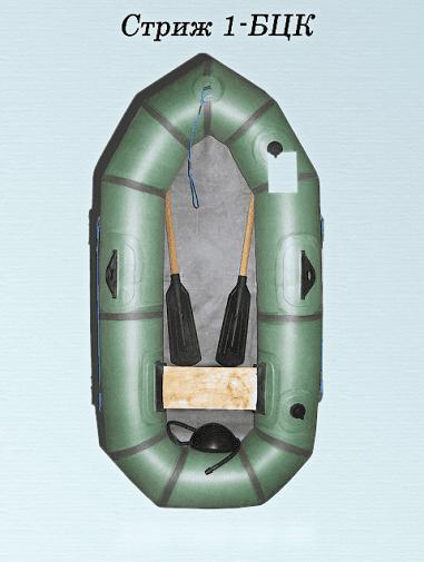 Лодка Стриж Image