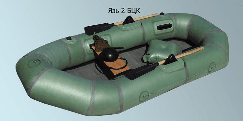 Лодка Язь-2 Image